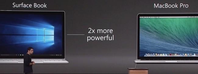 Surface Book Vs MacBook Pro
