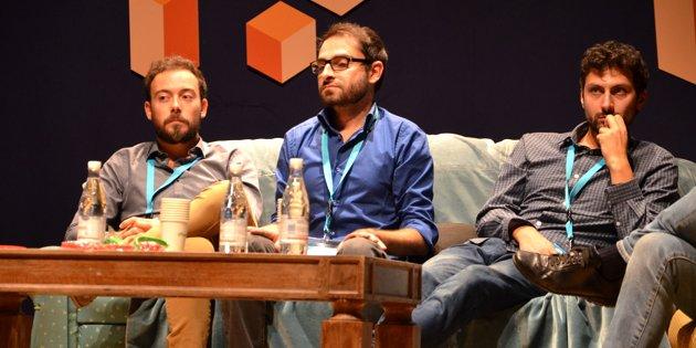 The Jackal all'Internet Festival 2015