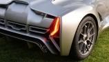 Blade: le immagini della supercar stampata in 3D