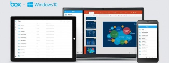 Box per Windows 10