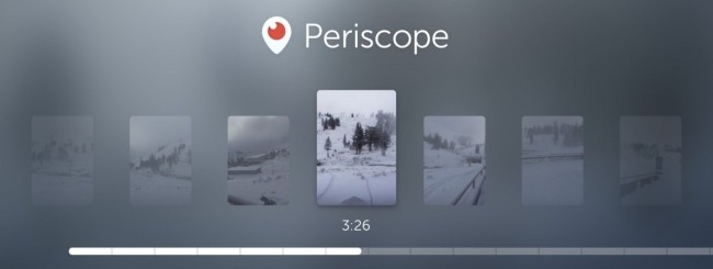 Periscope Replay