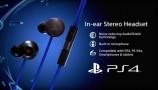 Gli auricolari in-ear con microfono per PS4