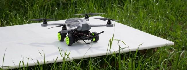 I droni invadono il premio Marzotto 2015