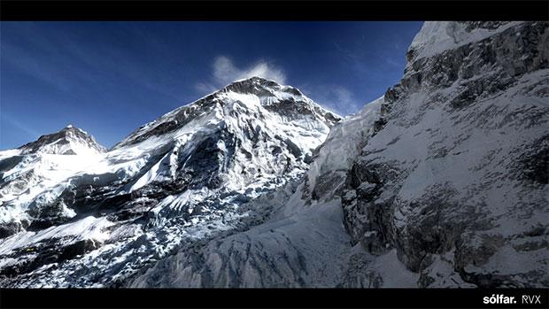Uno screenshot per Everest VR