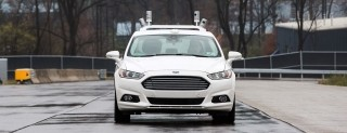 La self-driving car di Ford a Mcity: le immagini