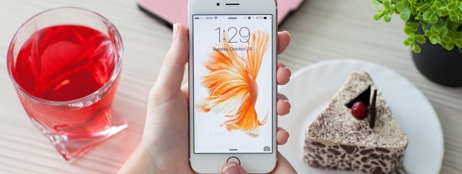 iOS 9 su iPhone 6S