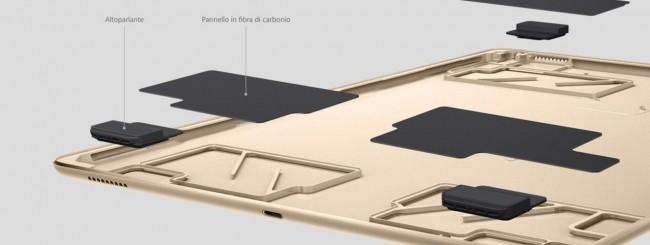 iPad Pro, interno