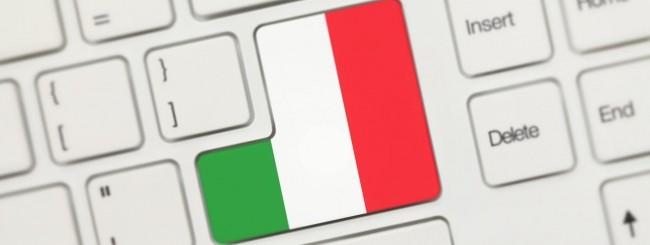 Tastiera italia