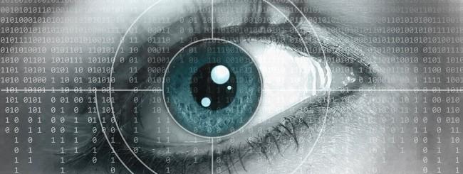 Tracking dell'occhio