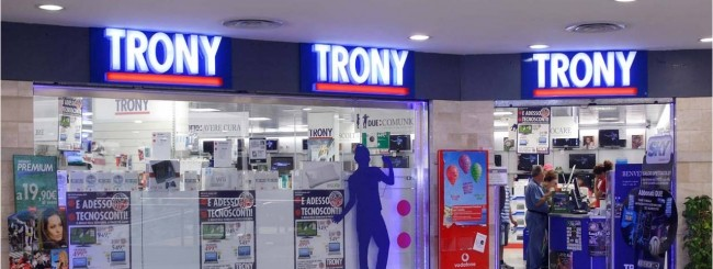 Trony Mobili Porta Tv.Black Friday Trony Offerte Big Bang Webnews