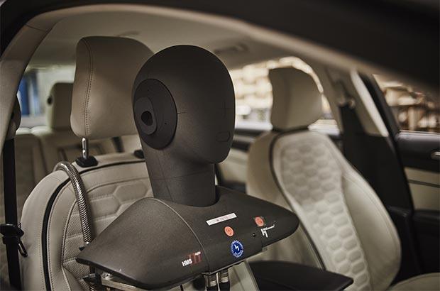 I test condotti da Ford sulla tecnologia Active Noise Control