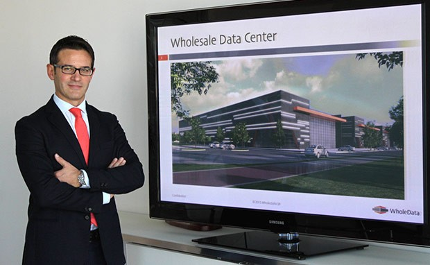Cristiano Zanforlin, Managing Director di WholeData
