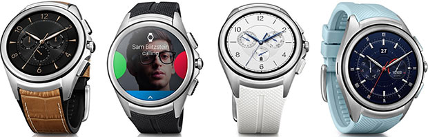 Lo smartwatch LG Watch Urbane 2nd Edition LTE con Android Wear e supporto alla connettività mobile