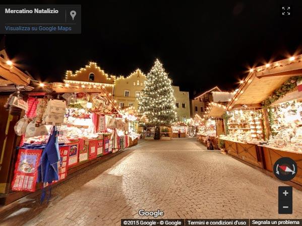 Il mercatino di Natale a Vipiteno