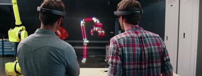 Autodesk Fusion 360 - Microsoft HoloLens