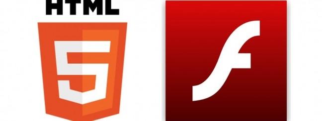Flash e HTML5