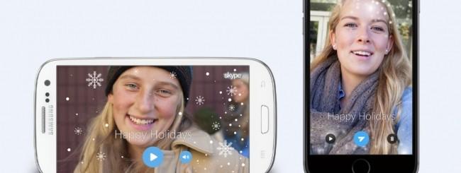 Skype - Natale 2015