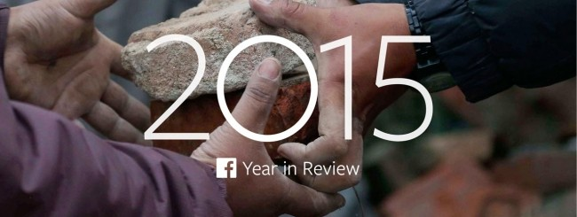 Year in Review 2015 Image