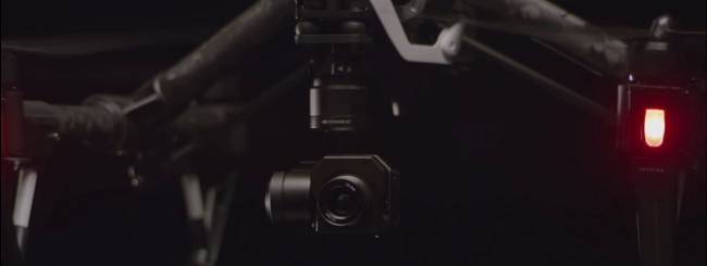 Droni: DJI lancia una camera termica