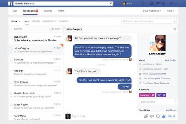 Facebook, nuovi strumenti per le Pagine