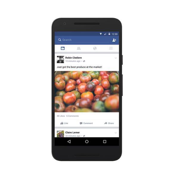Facebook permette di inviare i commenti offline