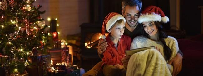 Natale e iPad
