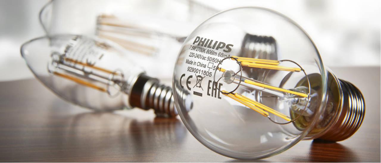 Philips classic led lampadine risparmiose webnews for Lampadine led miglior prezzo