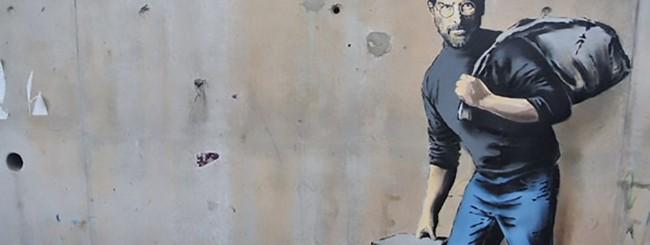 Murales di Steve Jobs