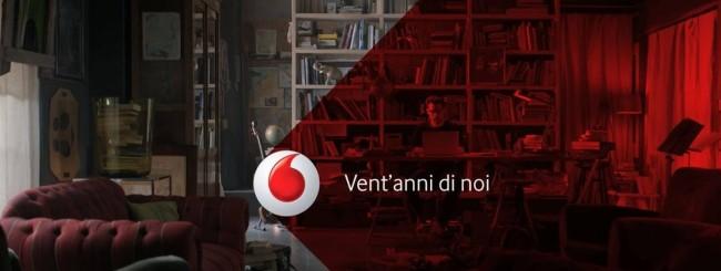 Vodafone, 20 anni di noi