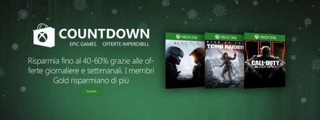Xbox saldi invernali