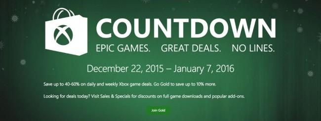 Xbox, saldi natalizi dal 22 dicembre