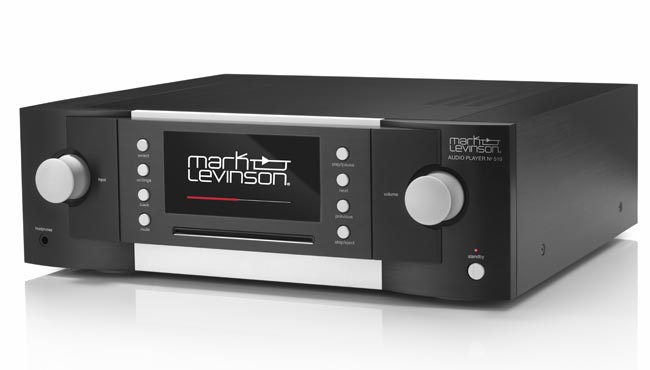 Mark Levinson № 519 Audio Player