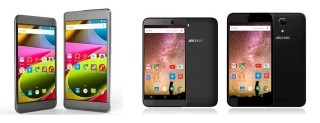 Archos Power e Cobalt
