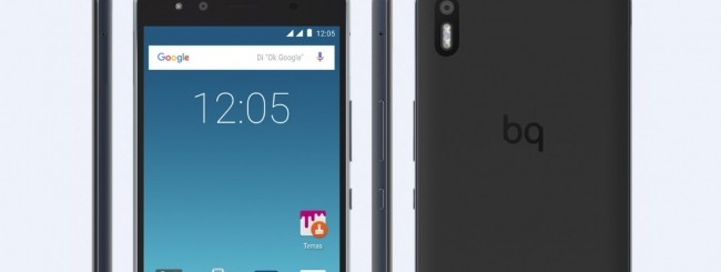 BQ Aquaris X5 Cyanogen Edition