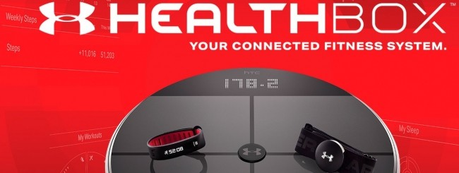 HTC HealthBox