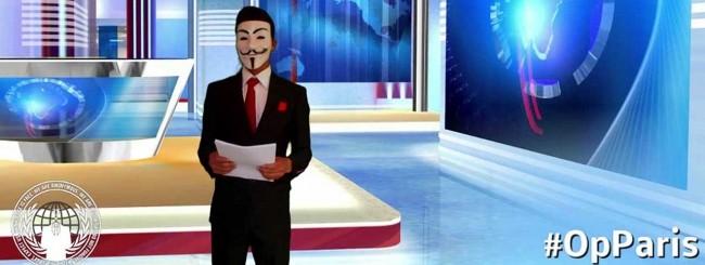anonymous video annuncio