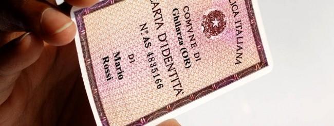 La carta d'identità diventa elettronica