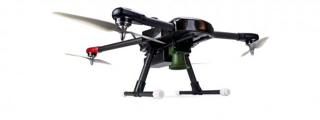 ProHawk, drone spaventapasseri