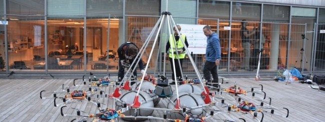 Guinness dei Primati, un drone solleva 61 Kg