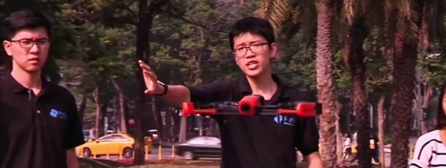 I droni si controllano con l'Apple Watch