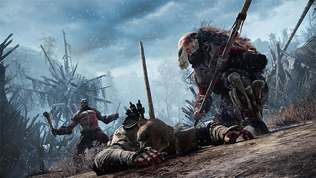 Uno screenshot per Far Cry Primal