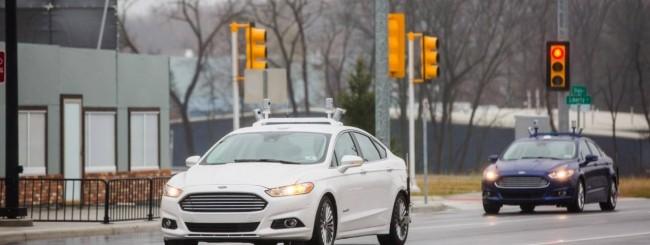 CES 2016, Ford punta sulla guida autonoma