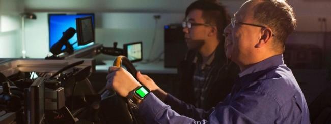 Ford: guida e dispositivi indossabili