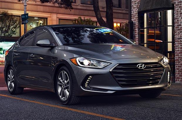 Hyundai 2017 Elantra