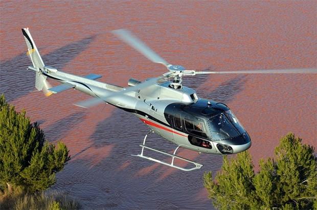 L'elicottero Airbus H125