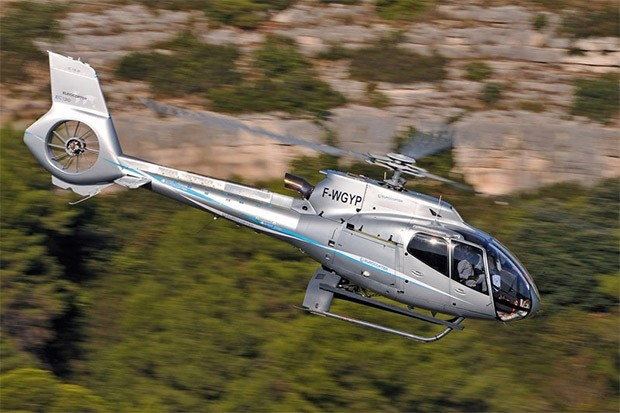 L'elicottero Airbus H130