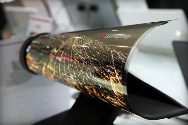 CES 2016, da LG un display arrotolabile