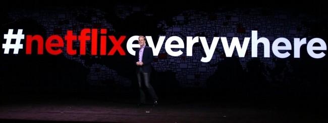 Netflix apre in tutto il mondo