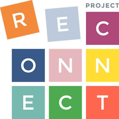 Il logo di Project Reconnect