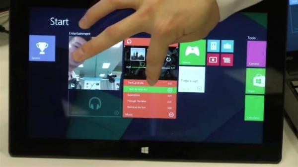 Windows 10: in arrivo le Live Tiles interattive?